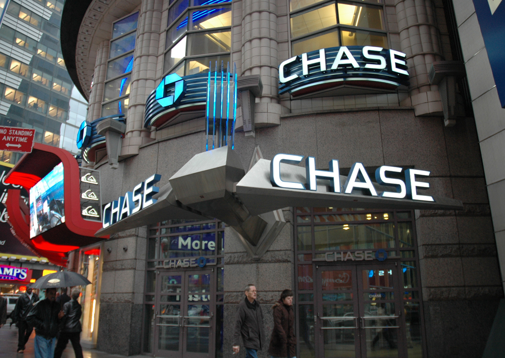 Chase Times Square