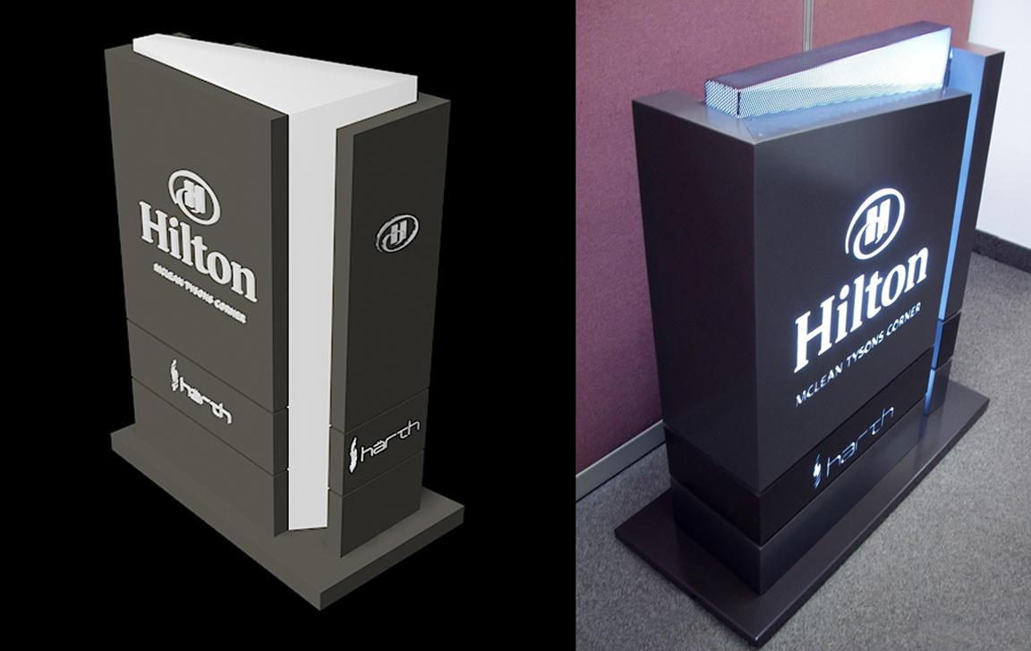 Hilton Global Signage Standards