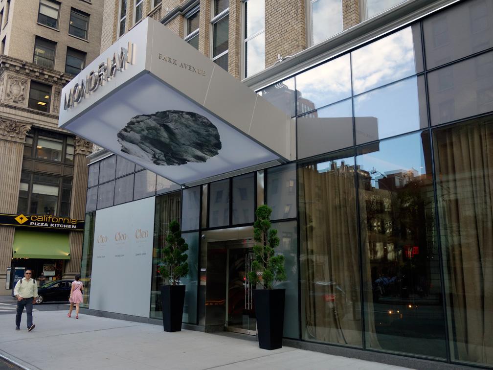 Mondrian Hotel Sbe Nyc